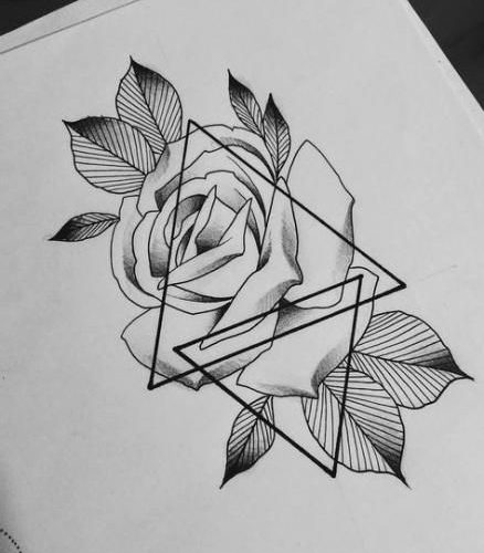 63 ideas for flowers sketch tattoo coloring