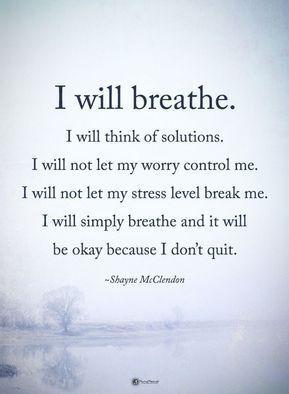 breathe #inspirationalquotesmotivation #inspirationalquotes #quotes #inspiration…