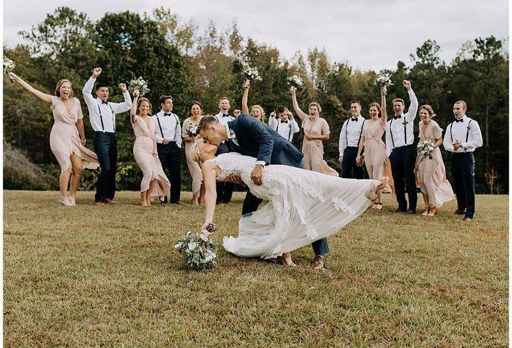 Summer & Nick's Georgia Wedding – Jordy B Photo. Wedding details and inspira…