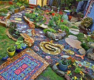 cool 57 Stunning Fairy Garden Decor Ideas