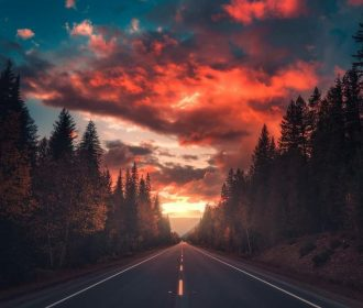 Dreamlike and Moody Landscape Photography by Zach Doehler #photography #landscap…