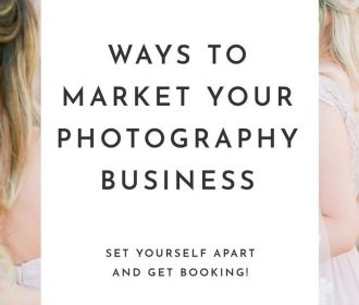 Fifteen ways to market your photography business. The best marketing doesn't fee…