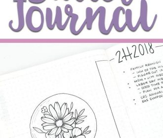 How to draw flower doodles for your bullet journal spreads. Learn how to create …
