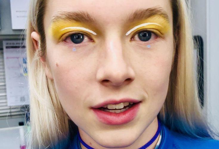 Lip Tattoos & Rhinestone Eyebrows: Inside The Wildest Makeup On Euphoria #refine…