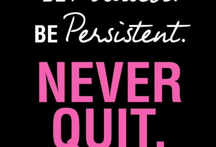 Be focused, be persistent and never quit. Start by downloading this FREE 30-day …