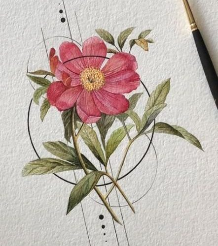 Flowers Sketch Rose Beautiful 43 Ideas For 2019