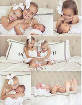 Newborn Photography in Orange County, CA   My three girls   www.meghanowensph…