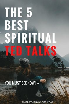 I have created a selection of 5 eye-opening TED Talks surrounding spirituality, …
