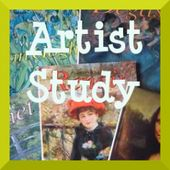 Artist Study, Charlotte Mason style.  The basics, examples, books, related blogs…