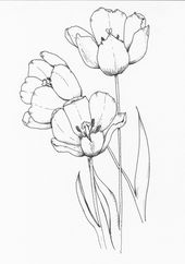 One tulip, two tulip, three…  To see more of our work, go to our website: www….