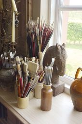 Sculpture and Art Supplies – A new build belonging to artist Sue Phipps in the S…