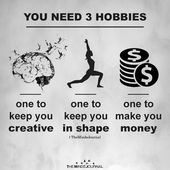 Trying to figure out which hobby can make me money…seems like a silly fantasy …