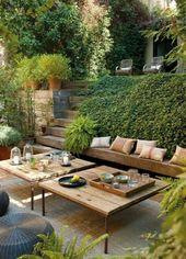 Kreative Gartenideen und Bilder, die Sie zur Gartenarbeit motivieren werden
