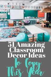 51 Best Classroom Decoration Ideas – Chaylor & Mads
