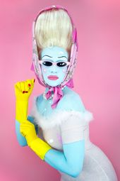 British Artist Juno Birch on Her Pottery and Drag Style   Vogue
