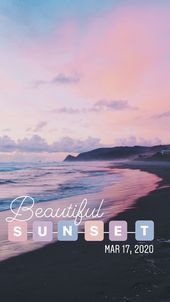 5 Instagram Story Ideas for Sunsets Pictures You Will Want To Try – Ask for Adventure
