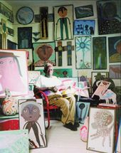 Discovering Black Outsider Art in a Whitewashed World