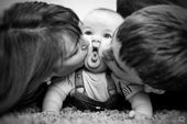 32 Wonderful, Creative and Unique Ways To Take A Family Photos. Different angles…