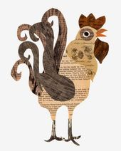 the style saloniste: Paper, Scissors, Art: Celebrate the Charming Collages of Ar…