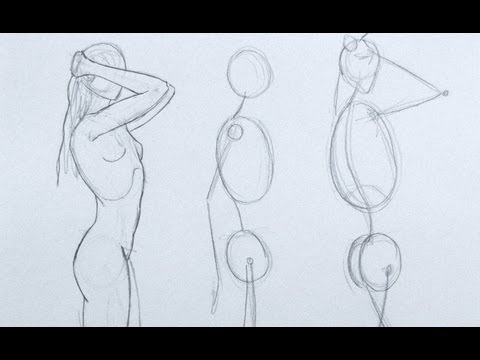 How to Draw the Figure from the Imagination – Part 1 – Fine Art-Tips.