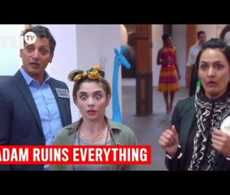 Adam Ruins Everything – How the Fine Art Market is a Scam | truTV