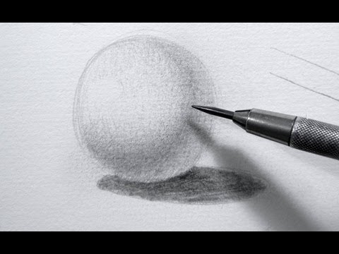 Shading Lessons: Learn How to Draw Shades – How to Shade – Fine Art-Tips.