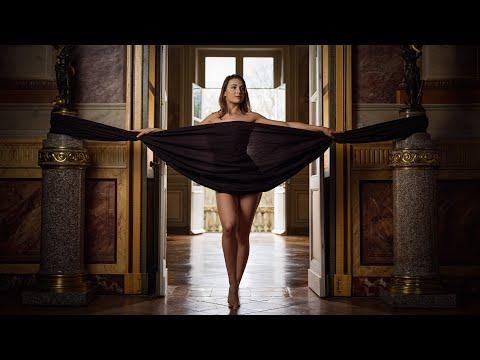 Fine art Portraits Behind the scenes photoshoot (feat.  Loïs Bret)