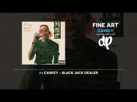 Caskey – Fine Art (FULL MIXTAPE)