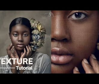 ADDING TEXTURES TO ENHANCE YOUR FINE ART IMAGES | PHOTOSHOP TUTORIAL