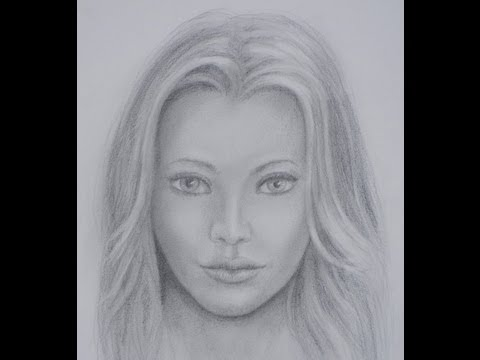 Drawing Lessons: How to Draw a Realistic Face – Fine Art-Tips