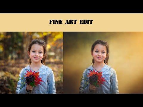 Fine Art Speed Edit
