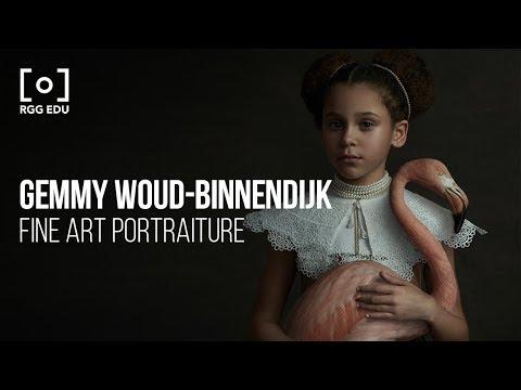 Fine Art Portraiture With Gemmy Woud-Binnendijk | PRO EDU Photography Tutorial Trailer