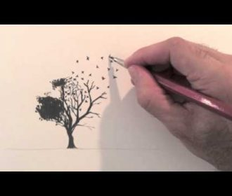How to Draw a Surreal Idea – Fine Art- Tips