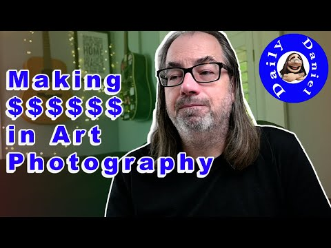 Breaking into fine art photography?