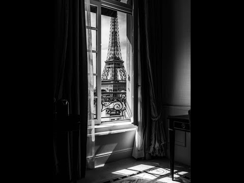 How to transform a daylight photo into a FINE ART BLACK AND WHITE