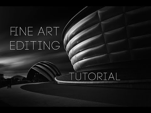 Fine Art Architectural Photography – EDITING TUTORIAL